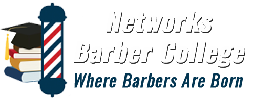 Network Barber College Logo