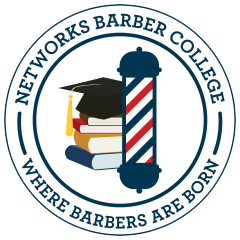 Network Barber College Logo
